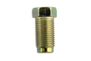 Connect 31185 Long Male Brake Nut 10 x 1.0mm Pk 50